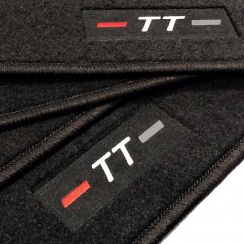 Tapis Audi TT 8S (2014 - actualité) logo sur mesure