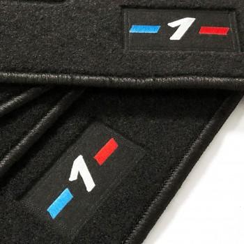 Tapis BMW Série 1 E81 3 portes (2007 - 2012) logo sur mesure