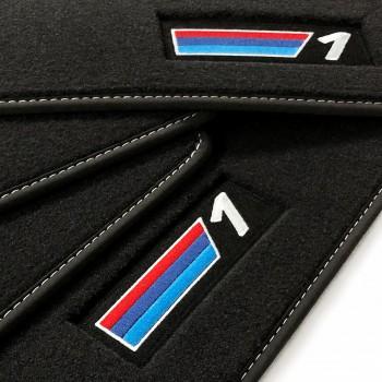 Tapis BMW Série 1 F21 3 portes (2012 - 2018) Velour M Competition