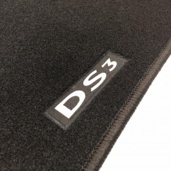 Tapis Citroen DS3 (2010 - actualité) sur mesure