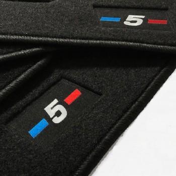 Tapis BMW Série 5 G30 Berline (2017 - actualité) logo sur mesure