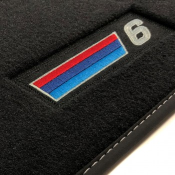 Tapis BMW Série 6 G32 Gran Turismo (2017 - actualité) Velour M Competition