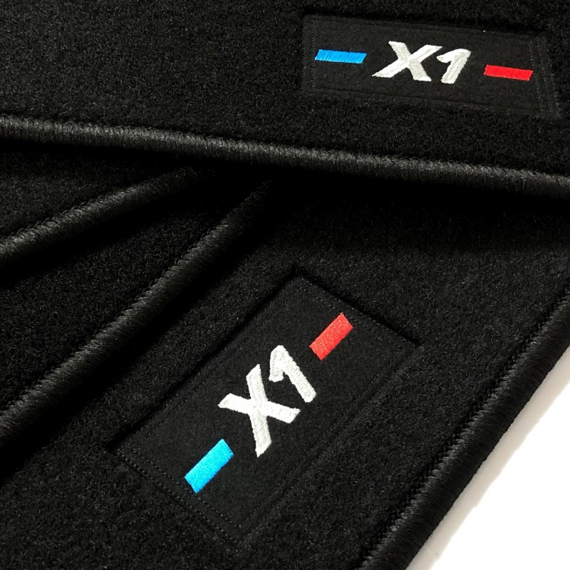 Walser XTR Tapis de Coffre Compatible avec BMW X1 ann/ée de Construction 2009-2015 E84