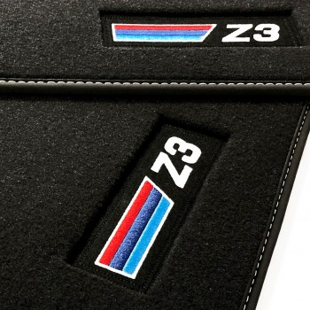 Tapis BMW Z3 Velour M Competition