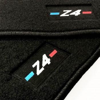 Tapis BMW Z4 E85 (2002 - 2009) logo sur mesure
