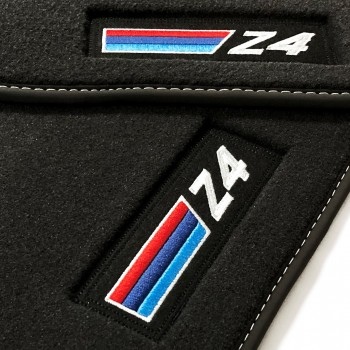 Tapis BMW Z4 E89 (2009 - 2018) Velour M Competition