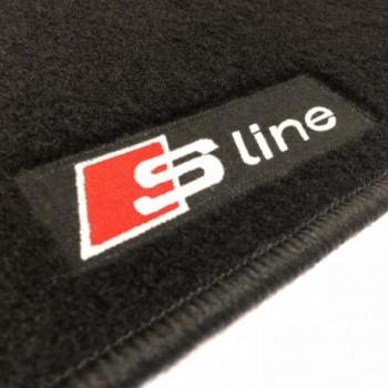 Tapis Audi R8 (2007 - 2015) S-Line sur mesure