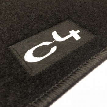 Tapis Citroen C4 (2010 - actualité) sur mesure