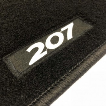Tapis Peugeot 207 Break (2006 - 2012) sur mesure