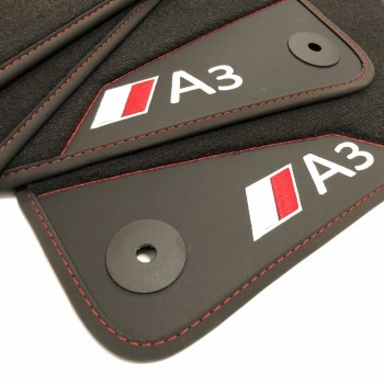 Tapis de Voiture Audi A3 8PA Sportback (2004 - 2012) - Le Roi du Tapis®
