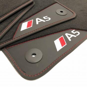 Tapis de Voiture Audi A5 F57 Cabriolet (2017 - actualité) - Le Roi du Tapis®