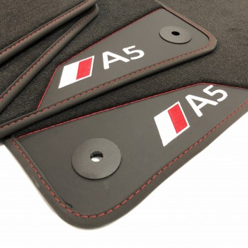 Tapis de Voiture Audi A5 F53 Coupé (2016 - actualité) - Le Roi du Tapis®