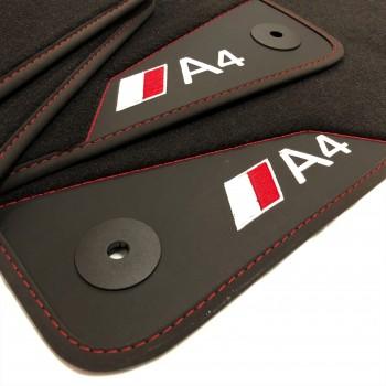 Tapis de Voiture Audi A4 B9 Avant Quattro (2016 - actualité) - Le Roi du Tapis®