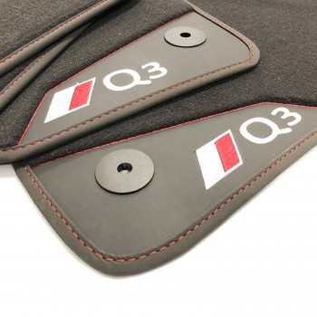 Tapis de Voiture Audi Q3 (2011-2018) - Le Roi du Tapis®