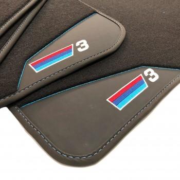 Tapis de Voiture BMW Série 3 E30 Cabriolet (1986 - 1993) - Le Roi du Tapis®