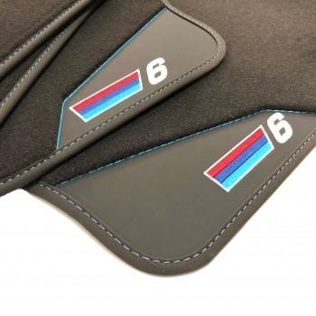 Tapis de Voiture BMW Série 6 F12 Cabriolet (2011 - actualité) - Le Roi du Tapis®
