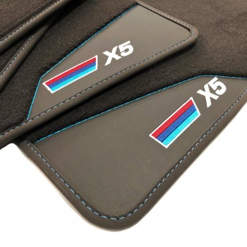 Tapis de Voiture BMW X5 G05 (2019-actualité) - Le Roi du Tapis®