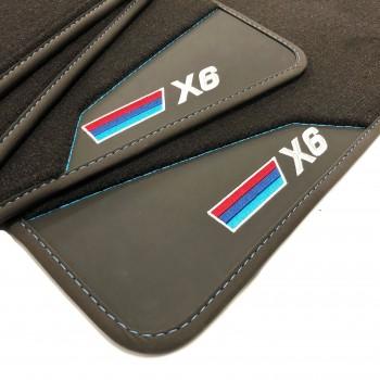 Tapis de Voiture BMW X6 E71 (2008 - 2014) - Le Roi du Tapis®