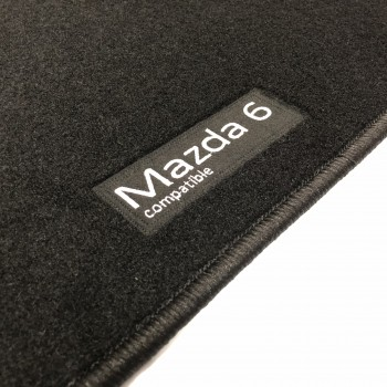 Tapis Mazda 6 Berline (2013 - 2017) sur mesure