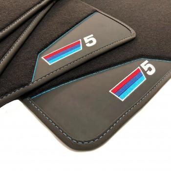 Tapis de Voiture BMW Série 5 F10 Berline (2010 - 2013) - Le Roi du Tapis®