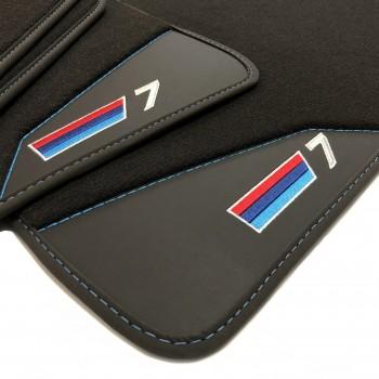 Tapis de Voiture BMW Série 7 E66 long (2002-2008)