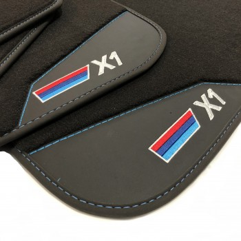 Tapis de Voiture BMW X1 F48 Restyling (2019 - actualité) - Le Roi du Tapis®