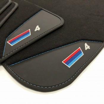 Tapis de Voiture BMW Série 4 F32 Coupé (2013 - actualité)