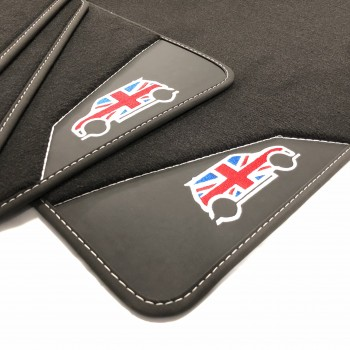Tapis de Voiture Mini Cooper / One R50 (2001 - 2007)