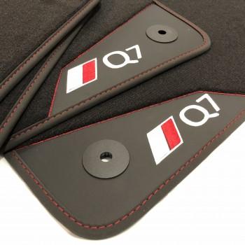 Tapis de Voiture Audi Q7 4M 5 sièges (2015 - actualité) - Le Roi du Tapis®