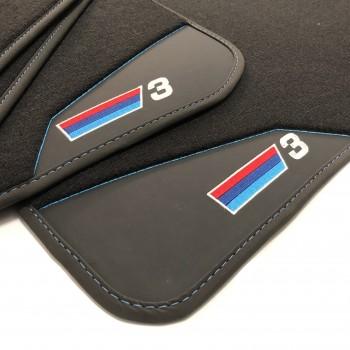 Tapis de Voiture BMW Série 3 E46 Compact (2001 - 2005) - Le Roi du Tapis®