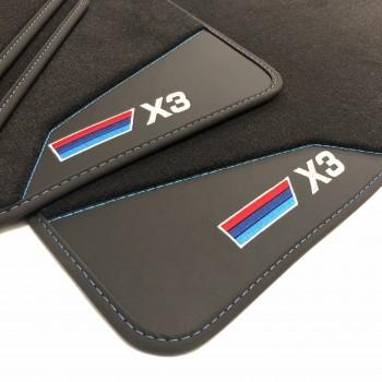 Tapis de Voiture BMW X3 F25 (2010 - 2017)