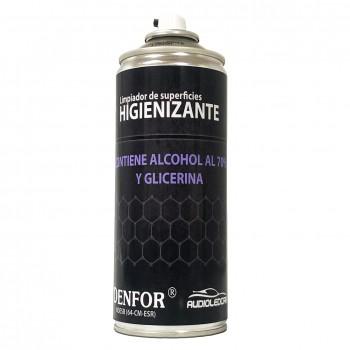 Spray désinfectant 400 ml - Nettoyant de surface, protège la vôtre