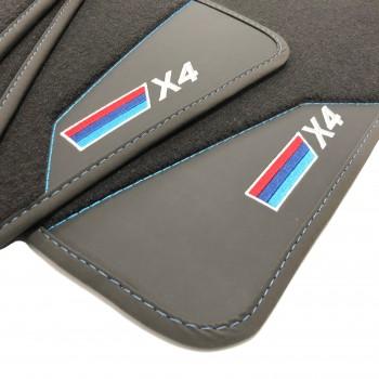 Tapis de Voiture BMW X4 (2014-2018)