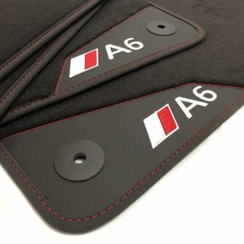 Tapis de Voiture Audi A6 C6 Restyling Avant (2008 - 2011) - Le Roi du Tapis®