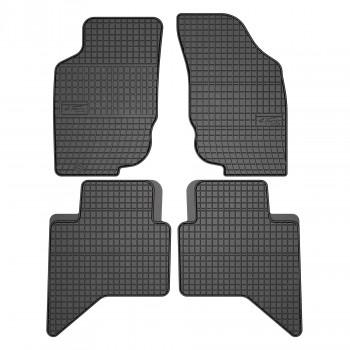 Tapis Toyota Hilux Cabine simple (2012 - 2017) Caoutchouc - Le Roi du Tapis®