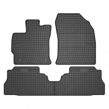 Tapis caoutchouc Toyota Prius + 7 sièges (2016 - actualité)