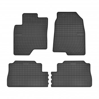 Tapis caoutchouc Chevrolet Captiva 7 sièges (2006-2011)