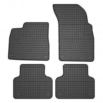 Tapis caoutchouc Audi Q7 4M 7 sièges (2015 - actualité)