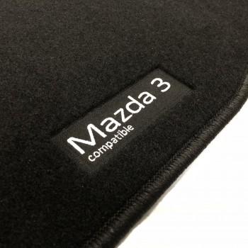 Tapis Mazda 3 (2009 - 2013) sur mesure