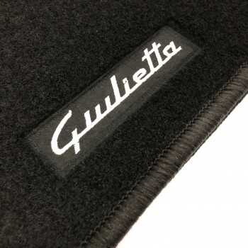 Tapis Alfa Romeo Giulietta (2014 - actualité) sur mesure