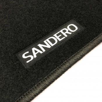 Tapis Dacia Sandero (2008 - 2012) sur mesure
