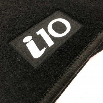 Tapis Hyundai i10 (2011 - 2013) sur mesure