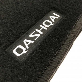 Tapis Nissan Qashqai (2007 - 2010) sur mesure