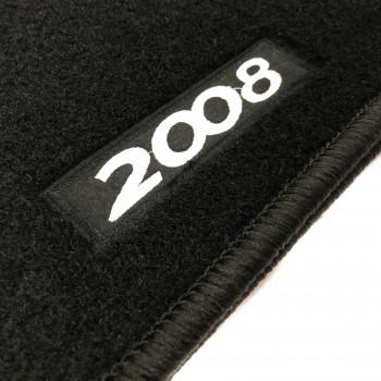 Tapis Peugeot 2008 (2016 - 2019) comme Logo