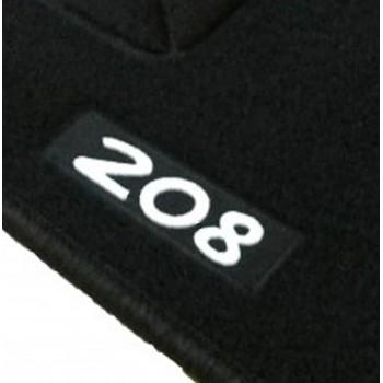 Tapis Peugeot 208 sur mesure (2012-2019)