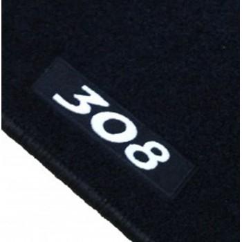 Tapis Peugeot 308 5 portes (2013 - actualité) sur mesure