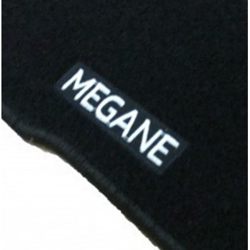 Tapis Renault Megane 3 ou 5 portes (2002 - 2009) sur mesure
