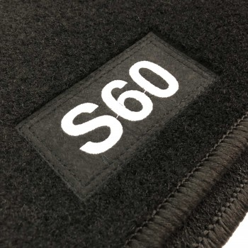Tapis Volvo S60 (2010 - actualité) sur mesure