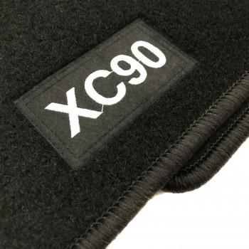 Tapis Volvo XC90 7 sièges (2015 - actualité) sur mesure