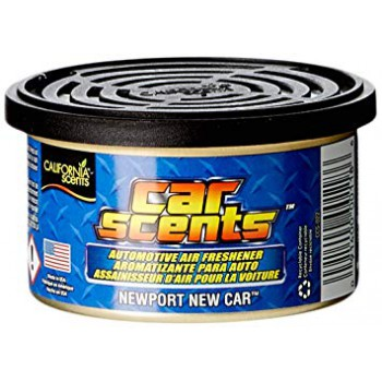 Désodorisant avec l'odeur d'une nouvelle voiture - California Scents®